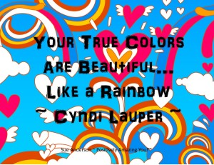 Your True Colors
